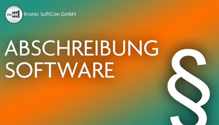 Abschreibung_Software